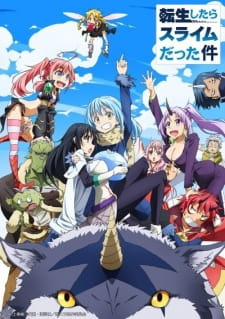 That Time I Got Reincarnated as a Slime: Tales – Veldora's Journal