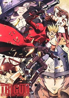 Trigun – Badlands Rumble