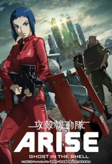 Ghost in the Shell: Arise – Border 2: Ghost Whispers