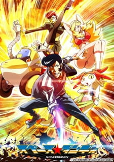 Space Dandy 2nd Season