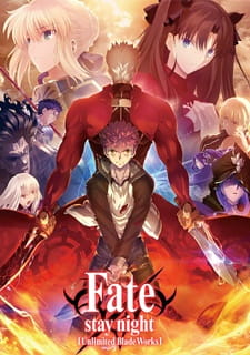 Fate/stay night [Unlimited Blade Works] Season 2