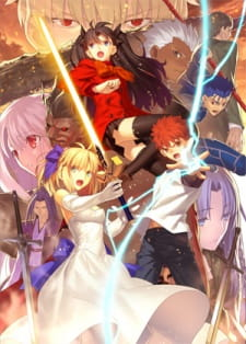 Fate/stay night: Unlimited Blade Works 2nd Season – Sunny Day