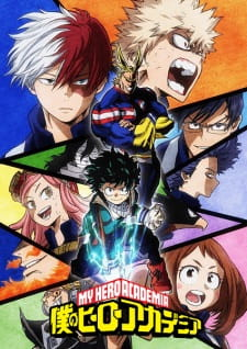 My Hero Academia Sezona 2