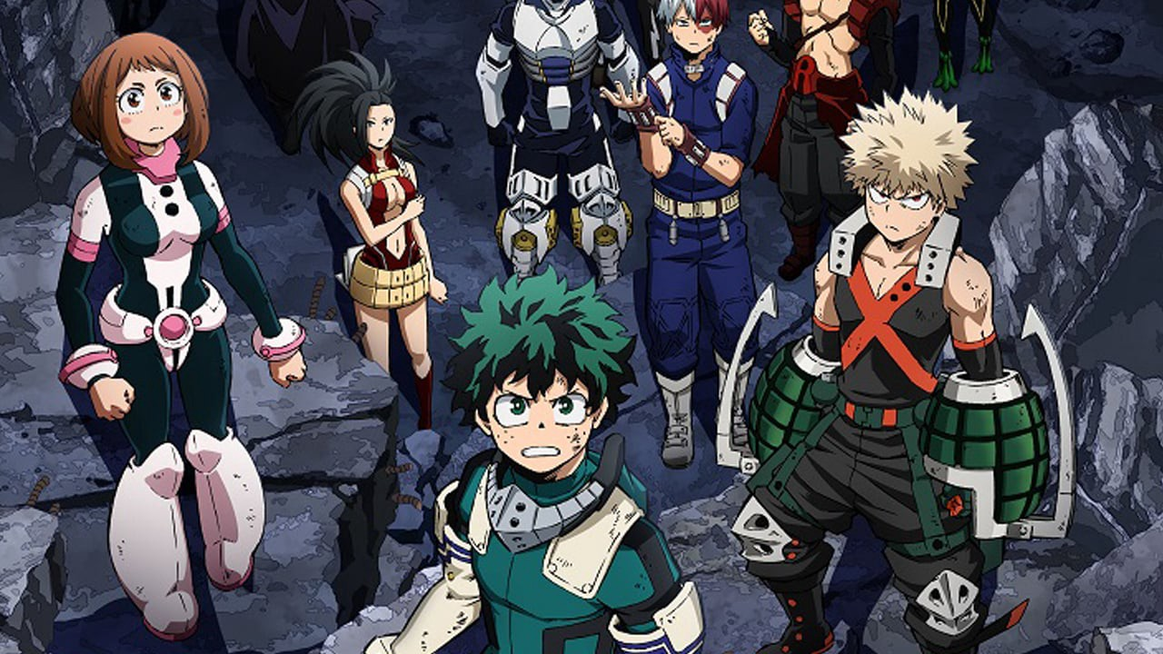 My Hero Academia: Make It! Do-or-Die Survival Training