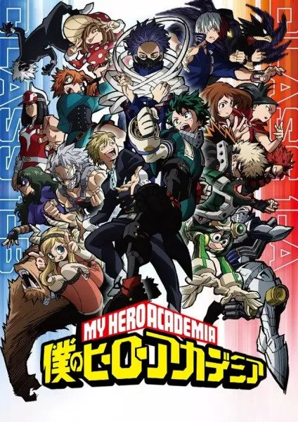 My Hero Academia Sezona 5